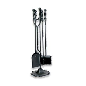 Cheap UniFlame Pawn Top Fireplace Tool Set