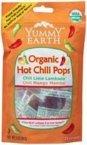 Yummy Earth Hot Chili Lollipop ( 6x3 OZ)