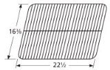 Music City Metals 54211 Porcelain Steel Wire Cooking Grid Replacement for Gas Grill Model Charbroil 463742111