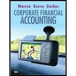 Corporate Financial Accounting 9780324807363