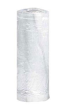 Claro bolsas de plástico para la ropa - Grande (243/rollo ...