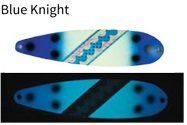 Blue Knight Moonshine Lures Standard Original Series 4'' Trolling Spoon by Moonshine Lures
