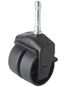 Set Locking Frame Casters Sockets