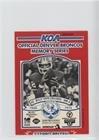 (Billy Van Heusen (Football Card) 1984 KOA Denver Broncos Memory Series - [Base] - Ripped)
