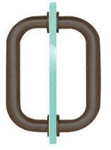 8 inch shower door handle - 1