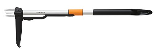 Fiskars Extendable D handle Stand up Weeder