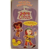 (JoJo's Circus - Circus Shh Shh, The Little Big Top Boogie Band (VHS) [2 Episodes])