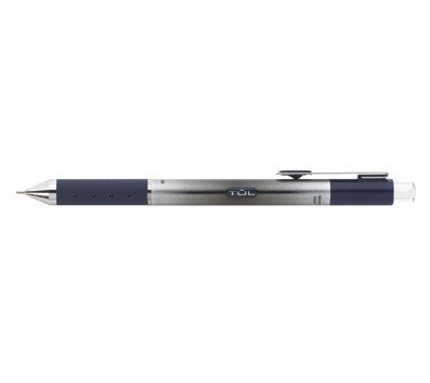 Tul Retractable Gel Pens 0.7mm Needle Point, Blue 4/pk ()