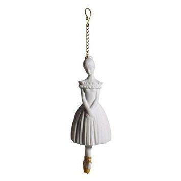 Lladro Ballerina Christmas Ornament