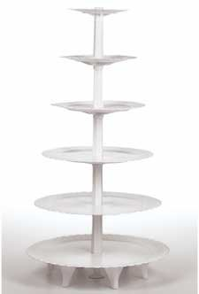 Wilton Tall Tier Cupcake Tower/Stand Set  sc 1 st  Amazon.com & Amazon.com | Wilton Tall Tier Cupcake Tower/Stand Set: Cake Stands ...