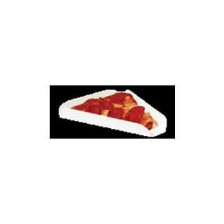 Southern Champion Tray 1480 Paperboard White Pizza Slice Wedge, 8-7/16'' Length x 7-3/4'' Width (Case of 500) ((Pack of 4))