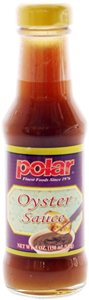Polar Oyster Sauce 5 Oz (Pack of (Polar Oysters)