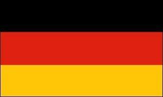 Flagge Deutschland 150*250 cm Fahne