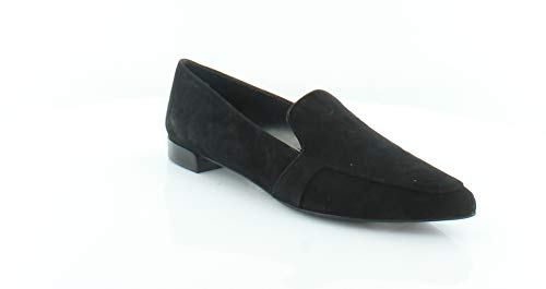 (Stuart Weitzman Pipelopez Women's Flats & Oxfords Black Size 9 M)
