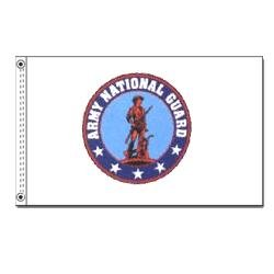 Army National Guard Flag 3 FT. x 5 FT.