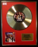 N-Dubz Cd Gold Disc Record Limited Edition/Love, Live, Life