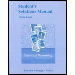 img - for Student Solutions Manual for Statistical Reasoning for Everyday Life 3rd (third) Edition by Lund, David, Bennett, Jeffrey O., Briggs, William L., Triola [2008] book / textbook / text book