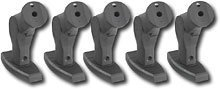Init Home Theater Speaker Mounts (5-Pack) - Black NT-SWM5B by Init
