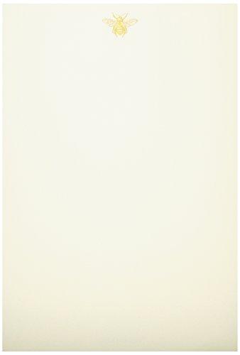 (Crane & Co. Hand Engraved Bee Half Sheet (RH1400))