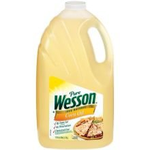 Pure Wesson Corn Oil 1 Gallon Case of 4
