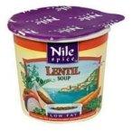 Nile Soup Lentil Soup Cup ( 12 x 1.8 OZ)