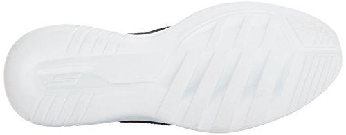 navy Sportive Blu Donna Run white Scarpe Indoor mania Go Mojo Skechers HTgZ66