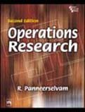 Operations Research 9788120319233