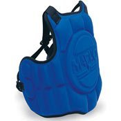(Macho Chest Guard - Child Size, Blue)