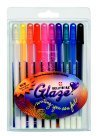 Sakura Gelly Roll Non-Porous Non-Toxic Smooth Glaze Pen, Pack - 10