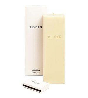 RODIN olio lusso Sented Candle (ロダン オリオ ルッソ 香りのキャンドル) 17.5 oz (525ml) B00CF83WJ6