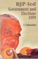 BJP led government and elections 1999