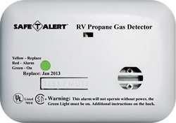 Safe-T-Alert Mini Flush Mount Series LP Gas Alarm