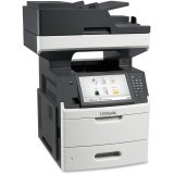 Lexmark 24T7404 Monochrome Printer with Scanner, Copier and Fax
