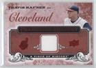 Travis Hafner (Baseball Card) 2008 Upper Deck A Piece of History - Franchise History - Red Jerseys [Memorabilia] #FH-17
