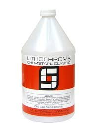 L.M. Scofield Lithochrome Chemstain Classic Concrete Acid Stain (1 Gallon) (Weathered Bronze) by L.M. Scofield