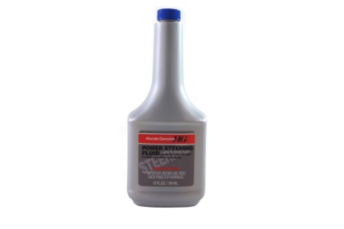 Honda Genuine Fluid 08206-9002 Power Steering Fluid – 12 oz.