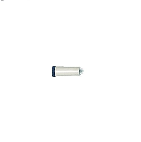 Welch Allyn 03000-U6 Replacement Halogen Lamp for 11710 Ophthalmoscope and 18000 Retinoscope, 3.5V (Pack of 6) by Welch Allyn (Image #1)