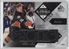Corey Perry #71/99 (Hockey Card) 2016-17 Upper Deck SP Game Used - 2016 All-Star Skills Relic Blends -