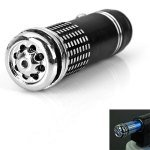 Good Quality DC 12V Ionizer Ionic Air Purifier for Car Silver