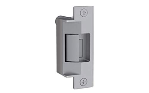 24 V DC HES 18311520 732 Latchbolt and Locking Cam Monitor Electric Strike Bright Brass