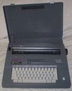 SMITH CORONA SL480 Portable Electronic Typewriter by smith corona