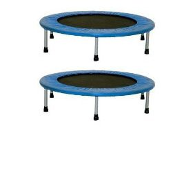 36-Non-folding-Mini-Trampoline-2-Pieces-Buy-One-Get-One-Free-Recommended-for-Children-Use-Only