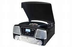 JVC - Tocadiscos Bluetooth CD Rd-F327B Negro: Amazon.es ...