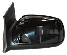 Tyc Honda Civic Driver (TYC 4710232 Honda Civic Driver Side Power Non-Heated Replacement Mirror)