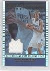 Dirk Nowitzki (Basketball Card) 2002-03 Topps Jersey Edition - [Base] #je DNO ()