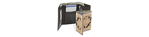 (Tandy Leather Deluxe Trifold Wallet Kit 44012-00)