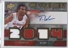 T.J. Warren #15/80 (Basketball Card) 2014-15 SPx UD Premier Autographed Jerseys #1