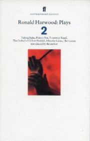 Ronald Harwood Plays: Two : Taking Sides, Poison Pen, Tramway Road, the Ordeal of Gilbert Pinfold, After the Lions and t