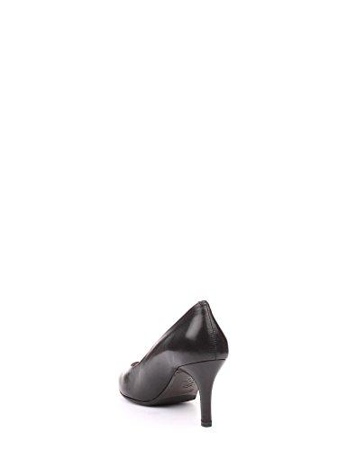 MELLUSO Mujer con escocte negro