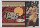 Rick Fox (Basketball Card) 2000-01 Topps Gold Label - NBA Finals Jersey #TT4H ()